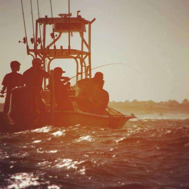 Red Snapper Trip off of Orange Beach, Alabama by Intercoastal Safaris