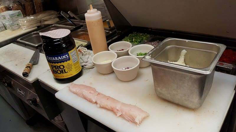 Preparing Longnose Gar For Cooking