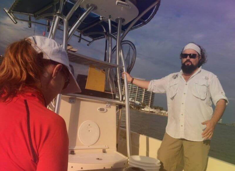 Stephen Lee Fishing Stories