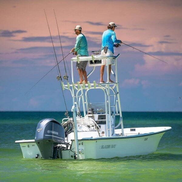 Sight Fishing in Salt Water Flats