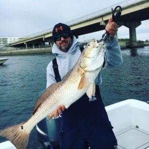 Redfish Catch