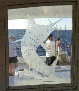 55 ft Gillman Sportfishing Boat