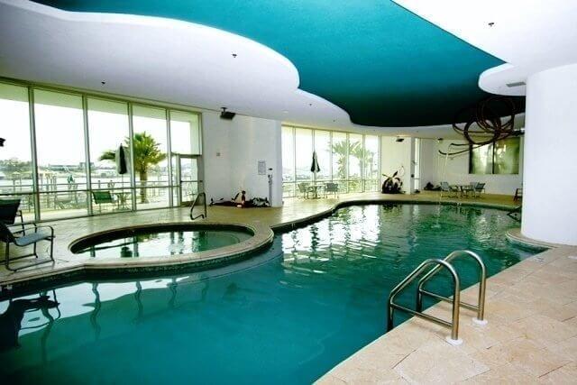 Bella Luna's Indoor Pool