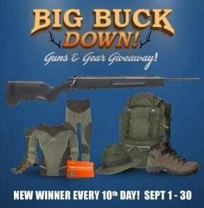 Guns And Gear Giveaway – 2 Person Quail or Duck Hunting Vacation!