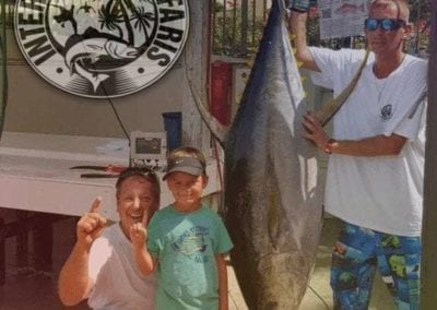 Tuna Fishing Gulf Shores