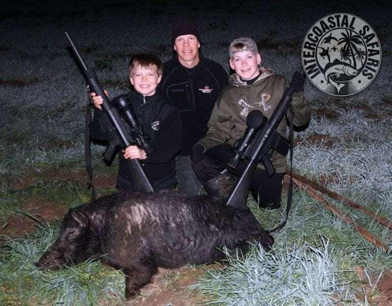 Hog & Coyote Hunt 7