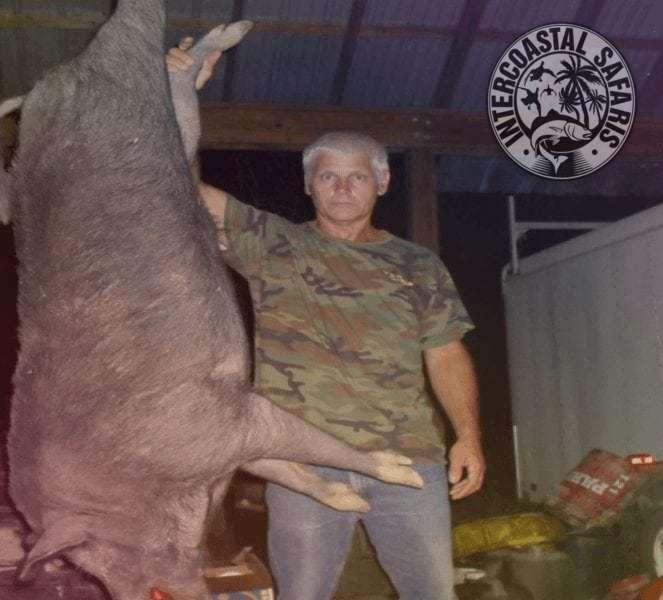 Hog & Coyote Hunt 14