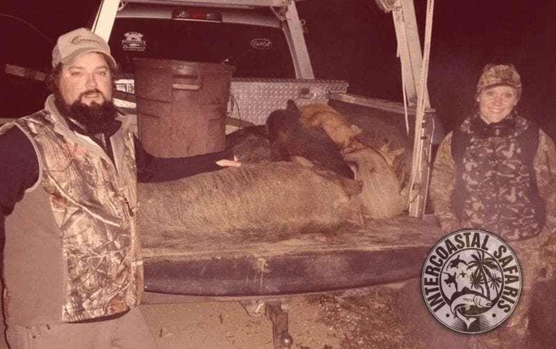Hog & Coyote Hunt 15