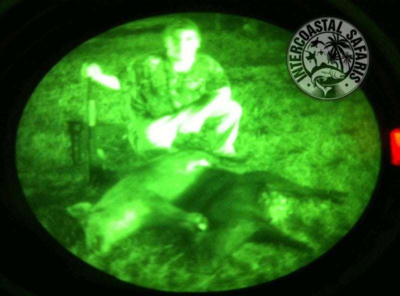 Hog & Coyote Hunt 22