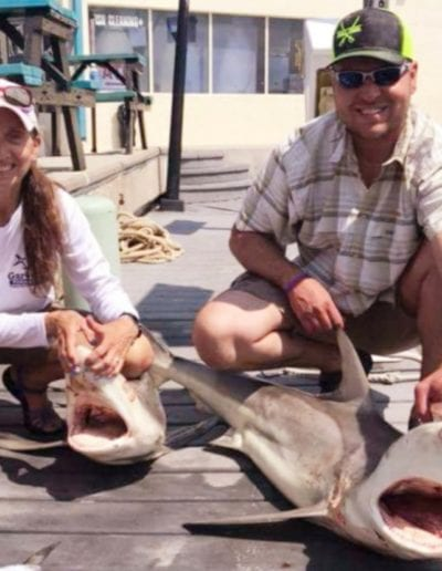 shark fishing perdido key