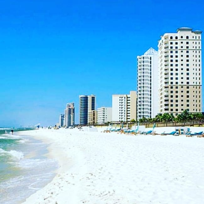 Alabama/Florida Gulf Coast Vacations